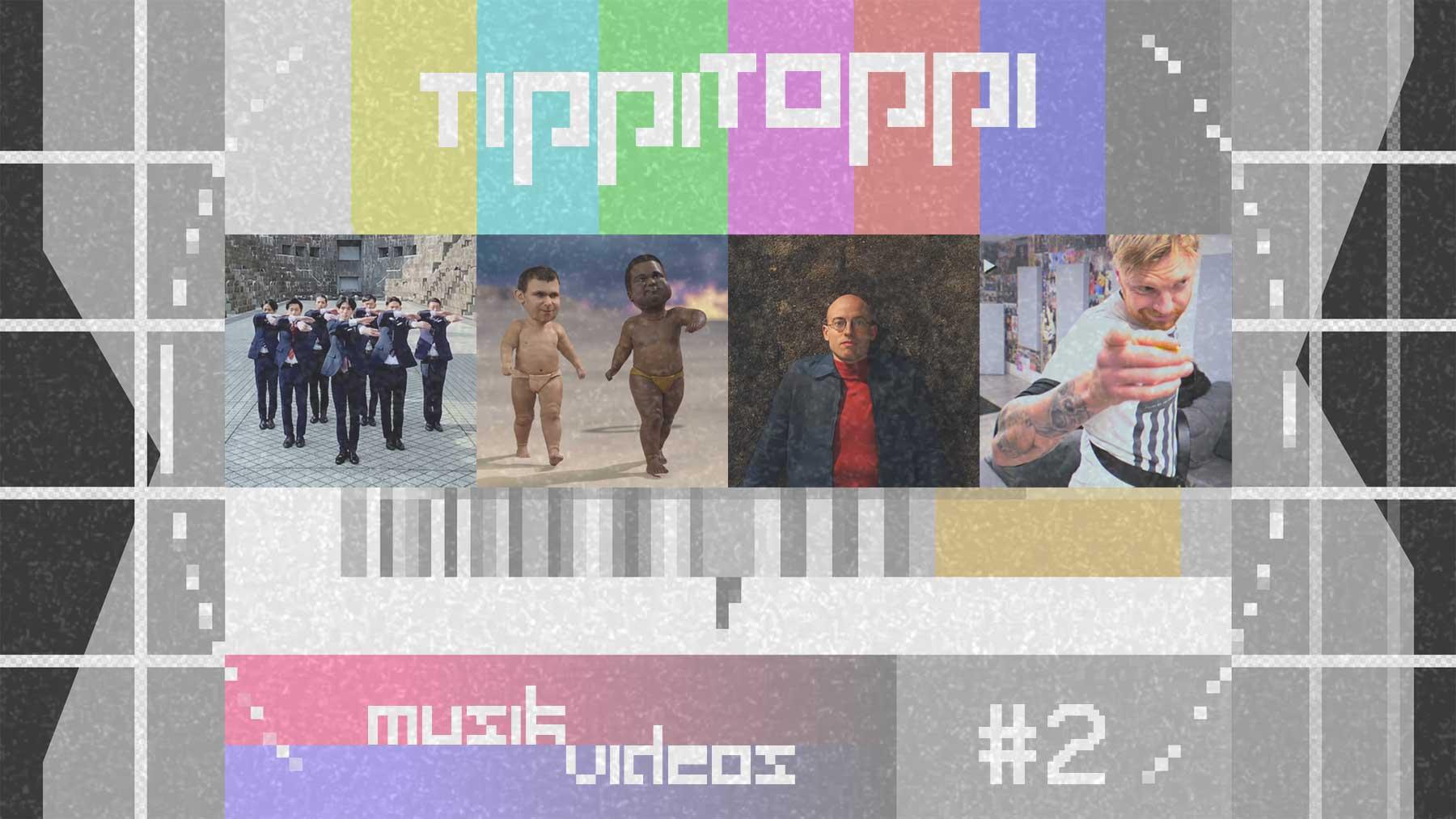 Tippi Toppi Musikvideos Vol. 2 TIPPITOPPI-2_20191207