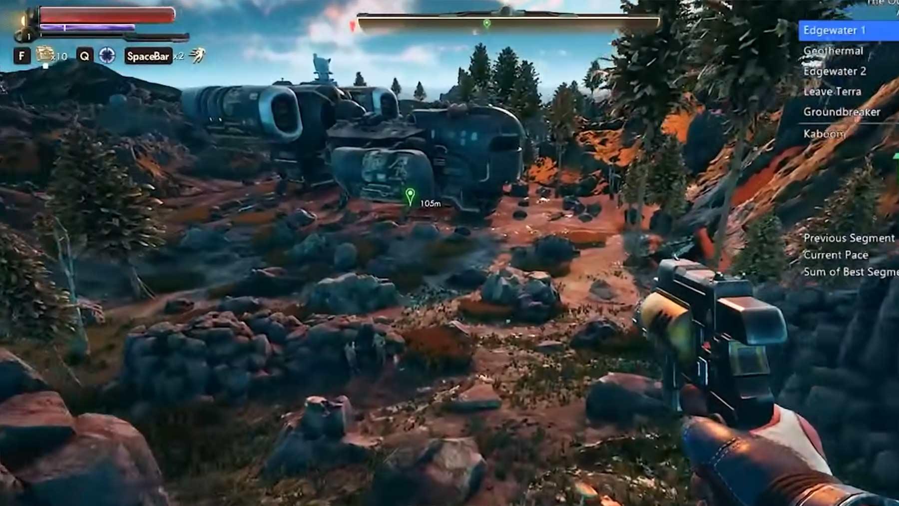 Entwickler kommentieren Speedrun zu ihrem eigenen Spiel The-Outer-Worlds-Developers-React-to-12-Minute-Speedrun