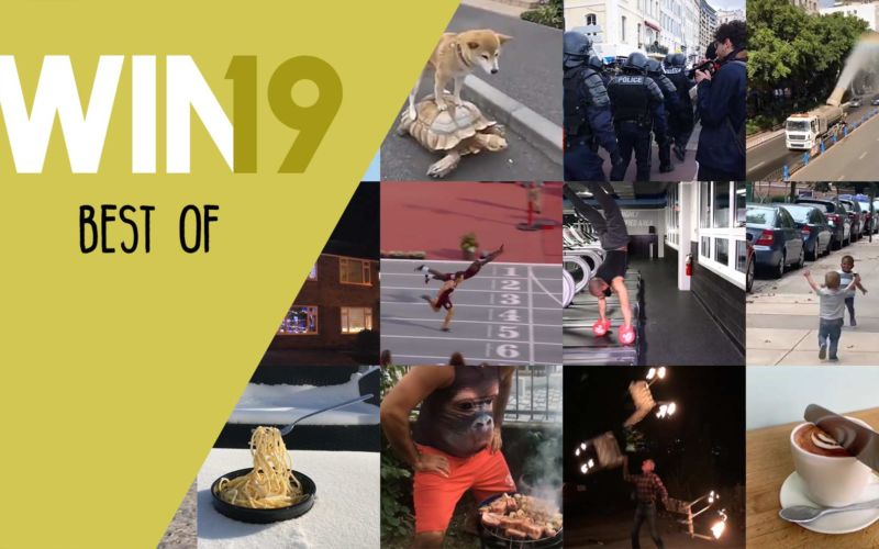 WIN Compilation: Best of 2019