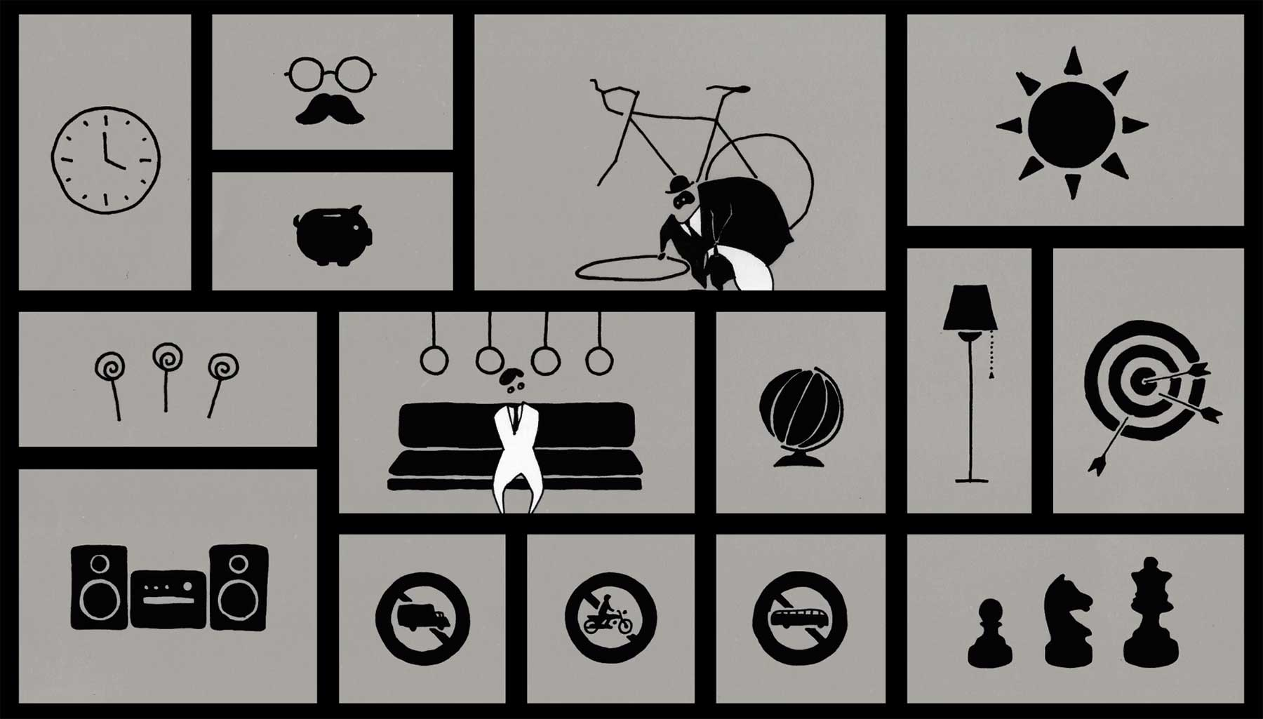 "Animierter Kurzfilm: ""A Circle Thief"""