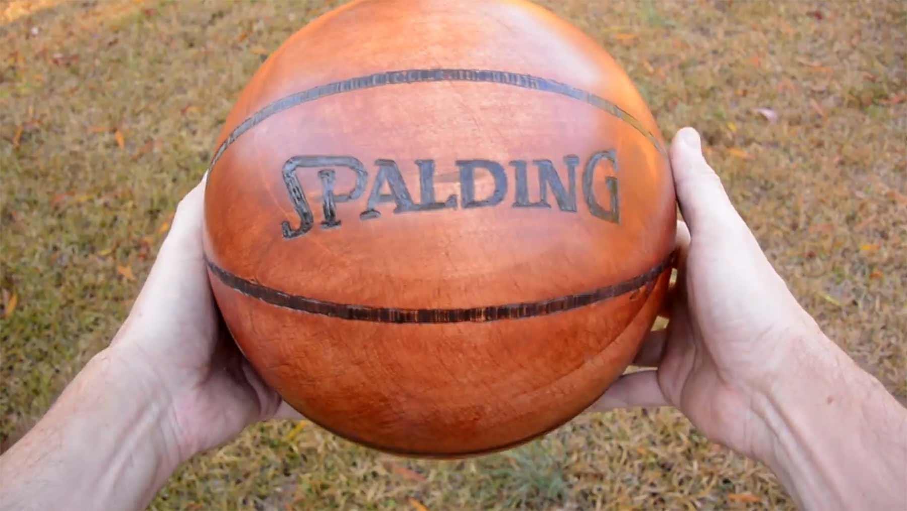 Basketball aus Holz herstellen basketball-aus-holz-herstlelen