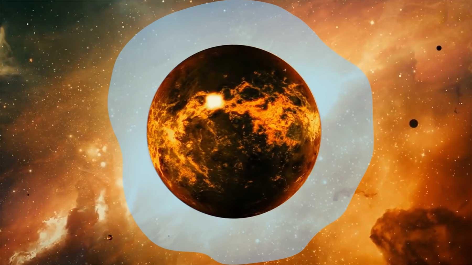 Die komplette Geschichte des Planeten in einem Tag erzählt