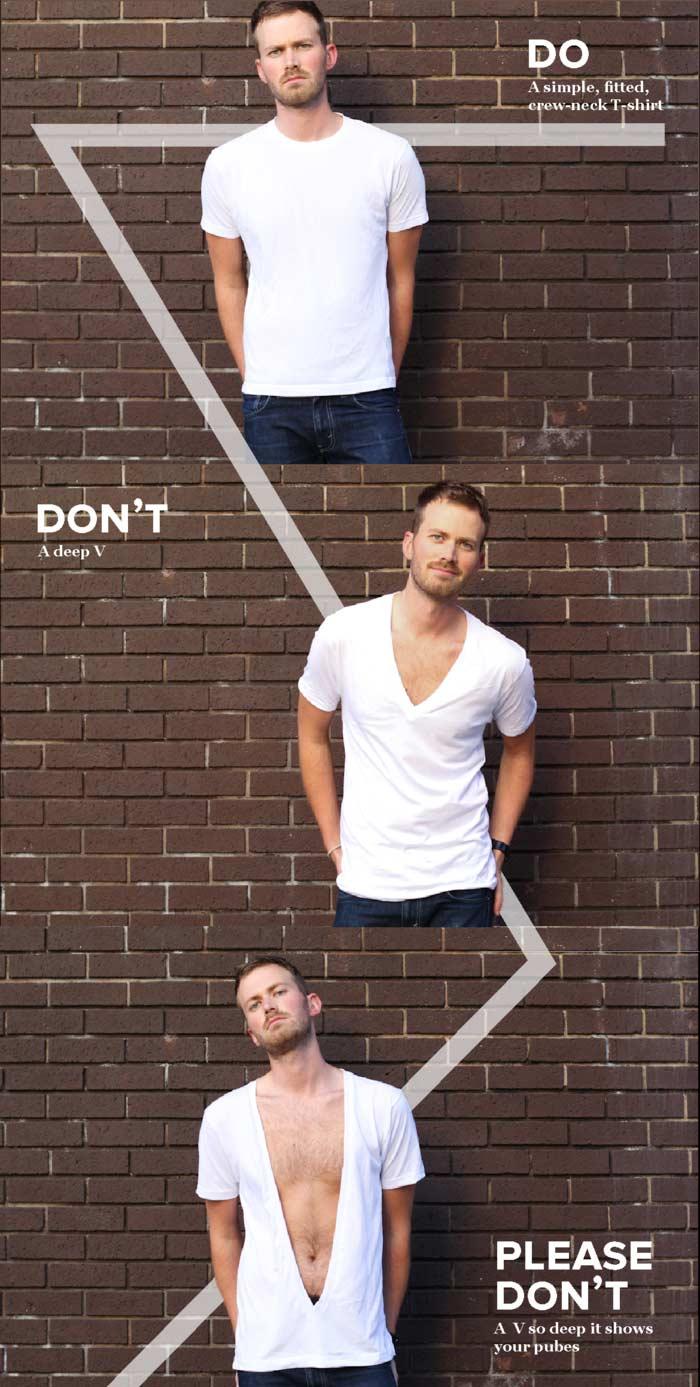 """Die Dos, Don'ts und """"Oh God, Please Don'ts"""" der Männer-Fashion dos-donts-please-donts-fashion_07"""
