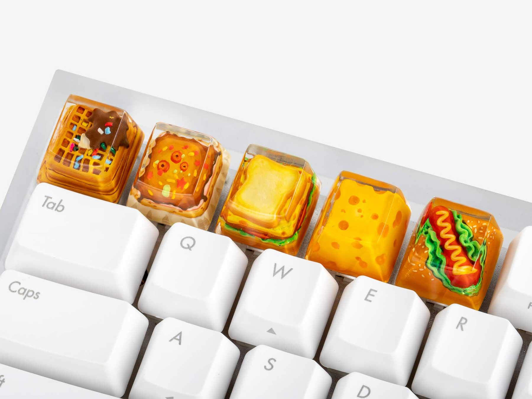 Essens-Tastatur-Tasten foodie-tastaturtasten-keycap_07
