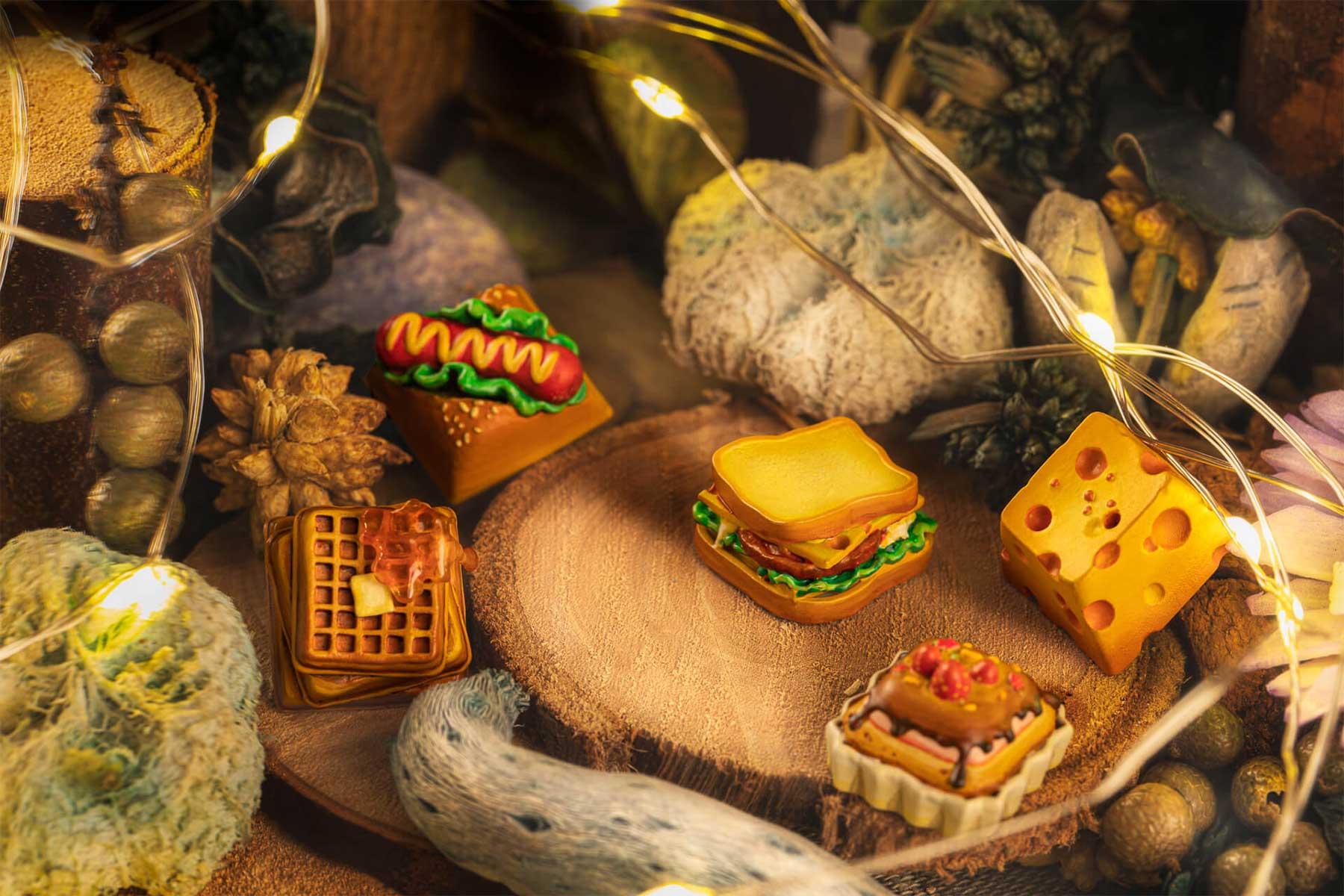 Essens-Tastatur-Tasten foodie-tastaturtasten-keycap_11