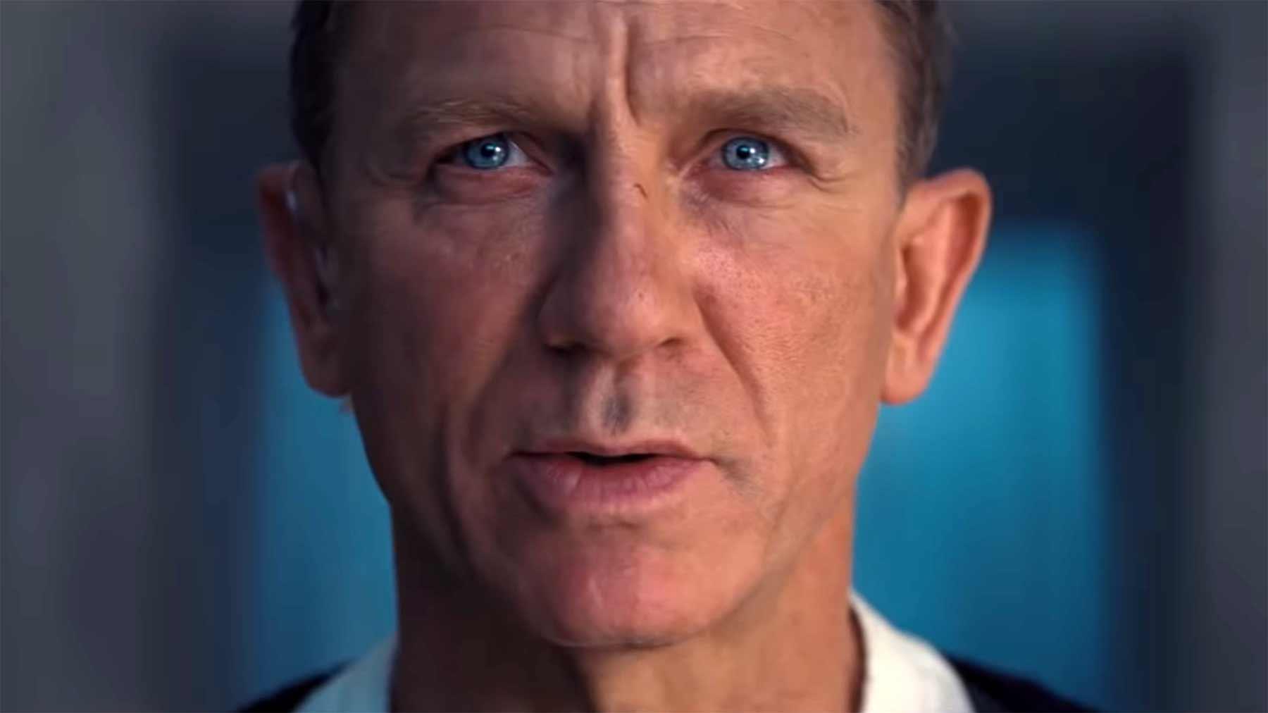 """Trailer zum neuen James Bond 007-Film """"Keine Zeit zu sterben"""" (""""No Time to Die"""")"""