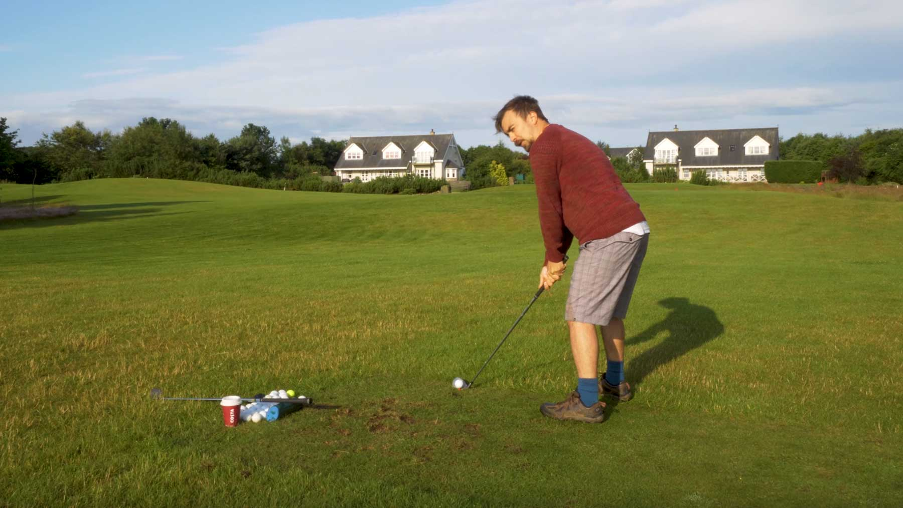 Mike Boyd spendet 1$ pro Golfschlag bis zum Hole-in-One mike-boyd-golf-challenge