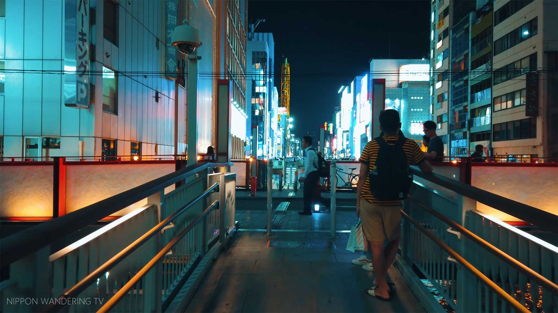 40-minütiger Spaziergang durch das nächtliche Osaka osaka-spaziergang