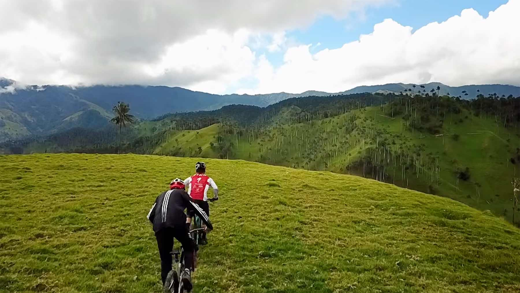 Einige der tollsten Bike Trails der Welt