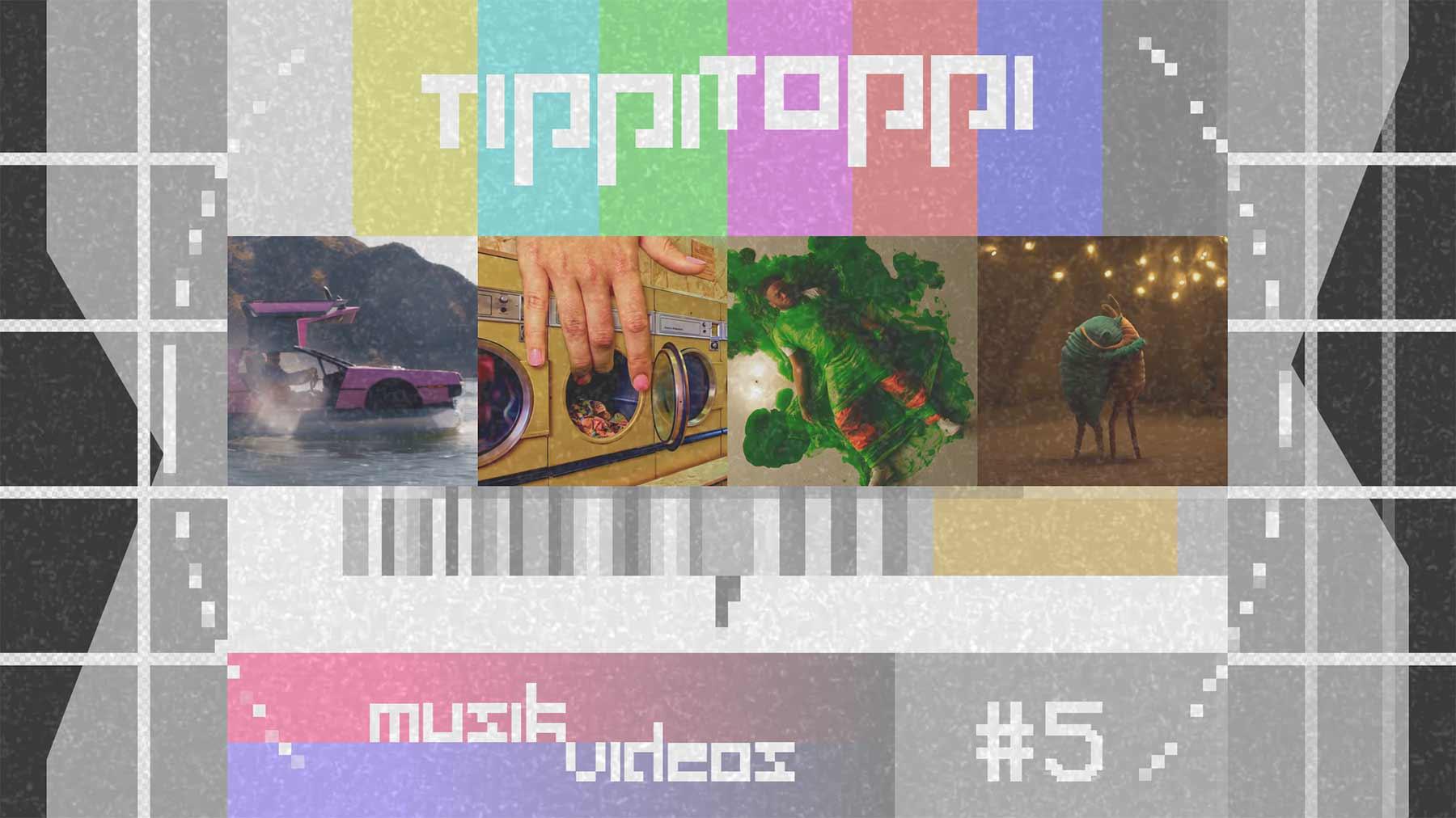 Tippi Toppi Musikvideos Vol. 5 tippitoppimusikvideos_5