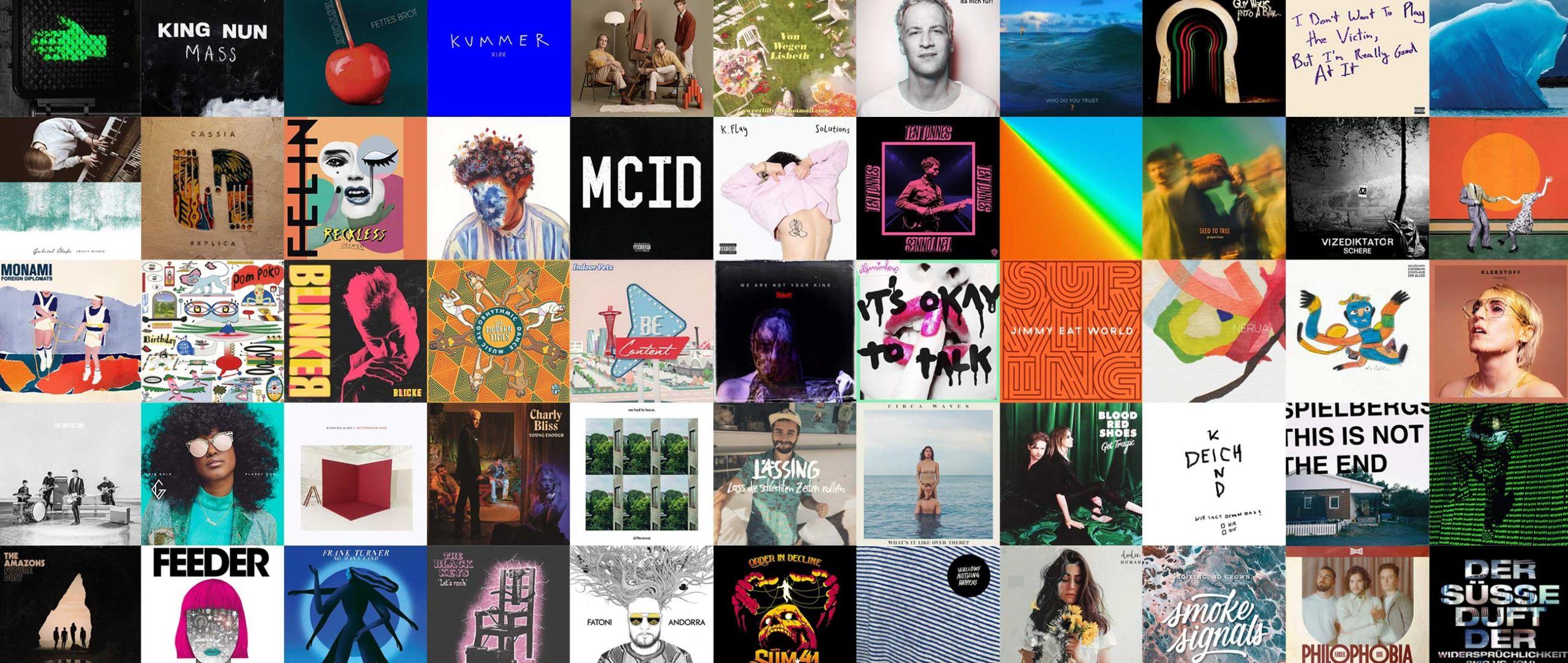 Die besten Musikalben des Jahres 2019