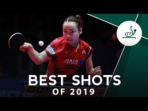 Die besten Tischtennis-Ballwechsel 2019