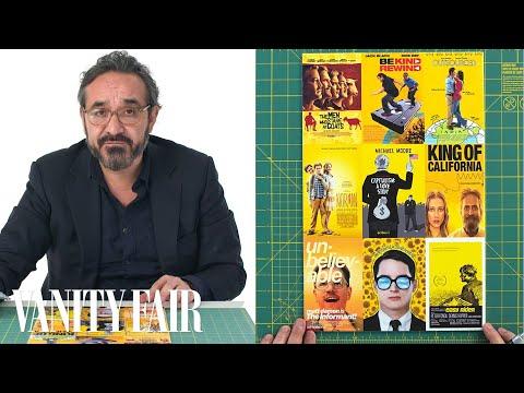 Designer erklärt den Farbeinsatz in Filmplakaten