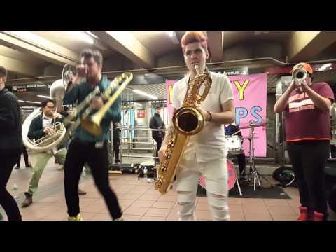 Cooles Brass-Power-Medley