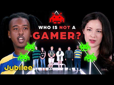 Welcher dieser 6 Gamer ist eigentlich gar keiner?