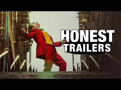 "Honest Trailers: ""Joker"""