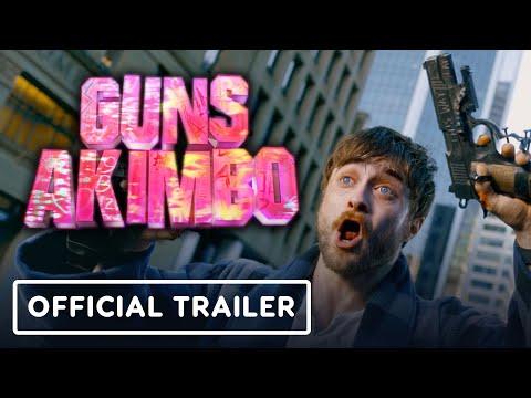 "Trailer zum WTF?!-Film ""Guns Akimbo"" mit Daniel Radcliffe"