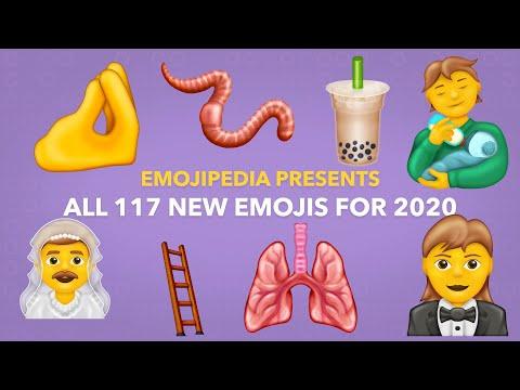 Diese 117 neuen Emojis erwarten uns im 2020-Update