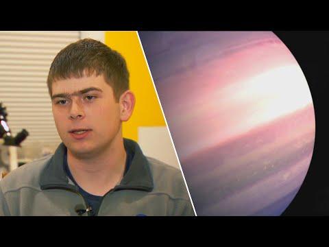 Schülerpraktikant der NASA entdeckt neuen Planeten