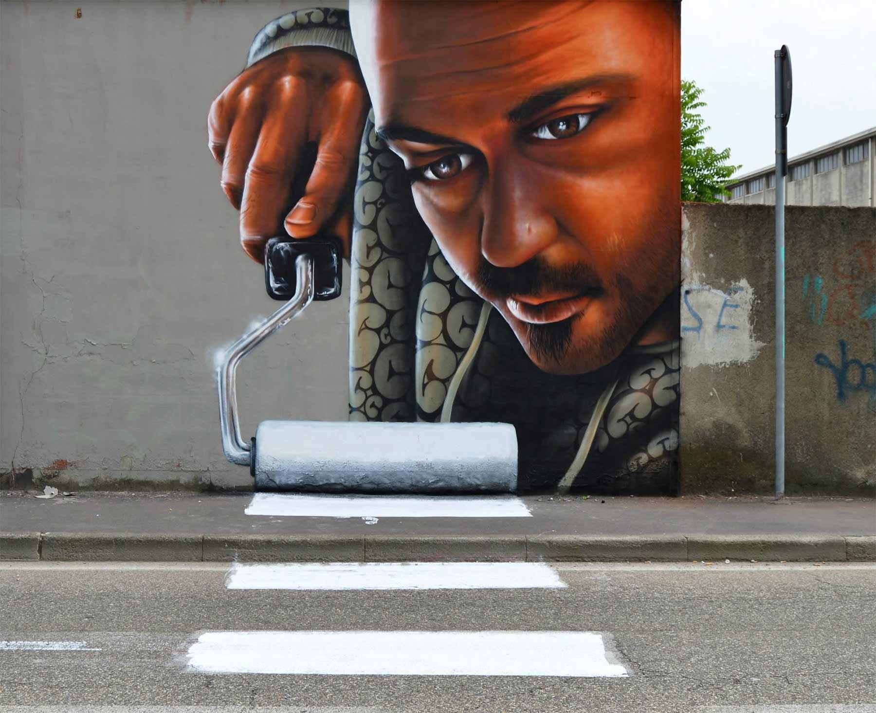 """3D-Street Art von Caiffa """"Cheone"""" Cosimo Cosimo-Cheone-Caiffa-street-art_01"""