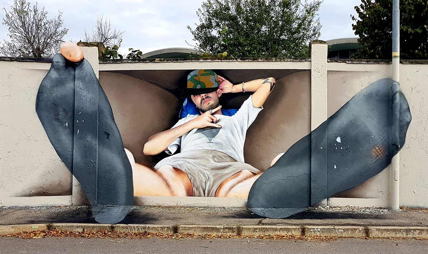 """3D-Street Art von Caiffa """"Cheone"""" Cosimo Cosimo-Cheone-Caiffa-street-art_03"""
