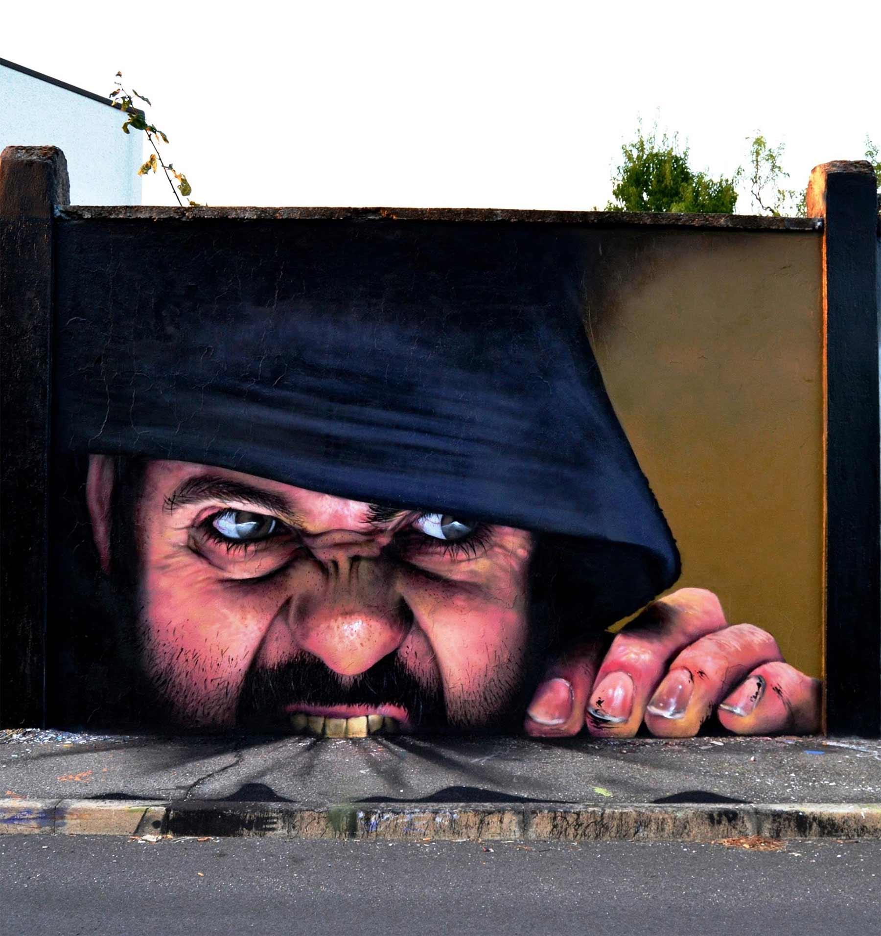 """3D-Street Art von Caiffa """"Cheone"""" Cosimo Cosimo-Cheone-Caiffa-street-art_05"""