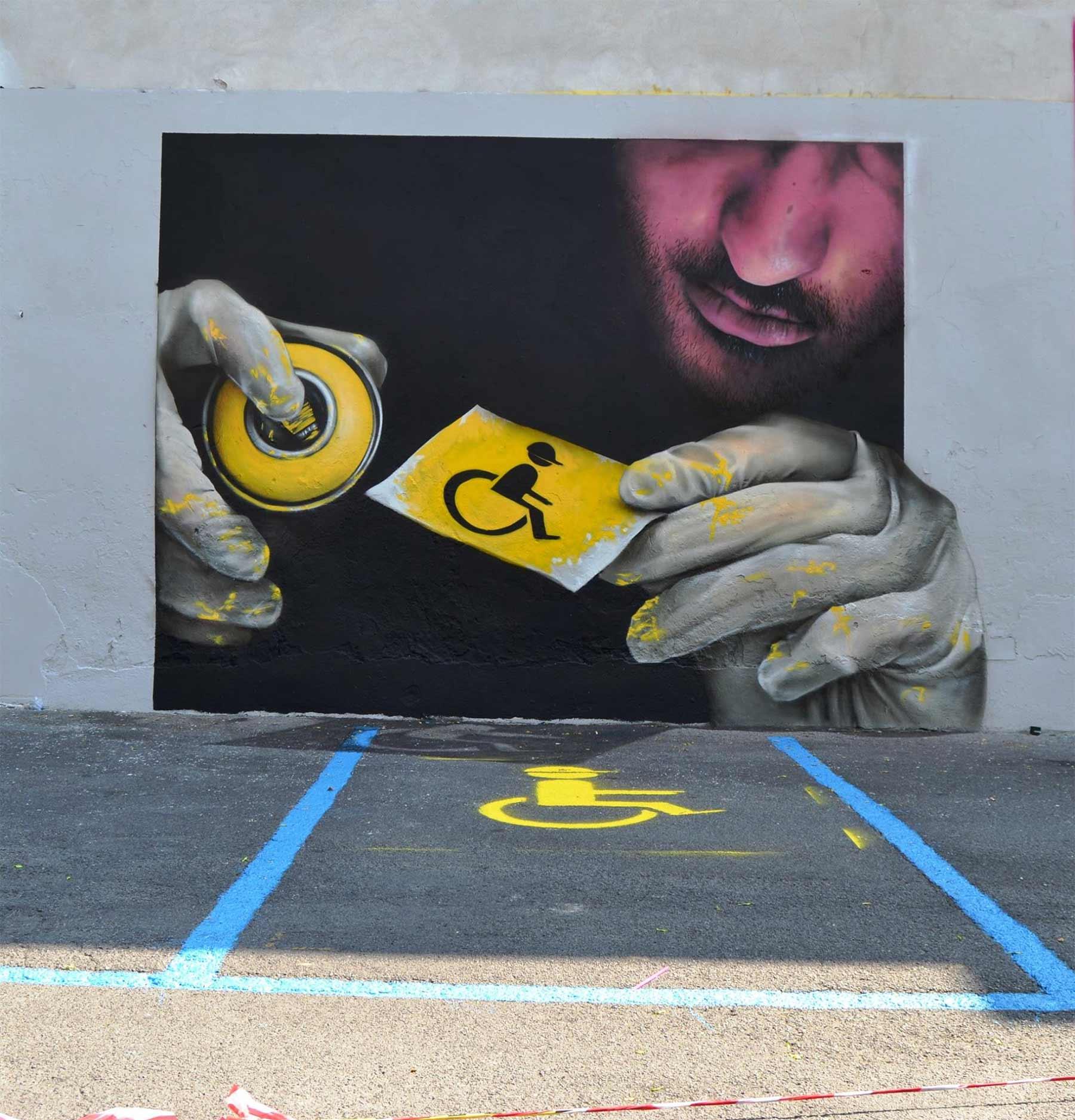 """3D-Street Art von Caiffa """"Cheone"""" Cosimo Cosimo-Cheone-Caiffa-street-art_06"""
