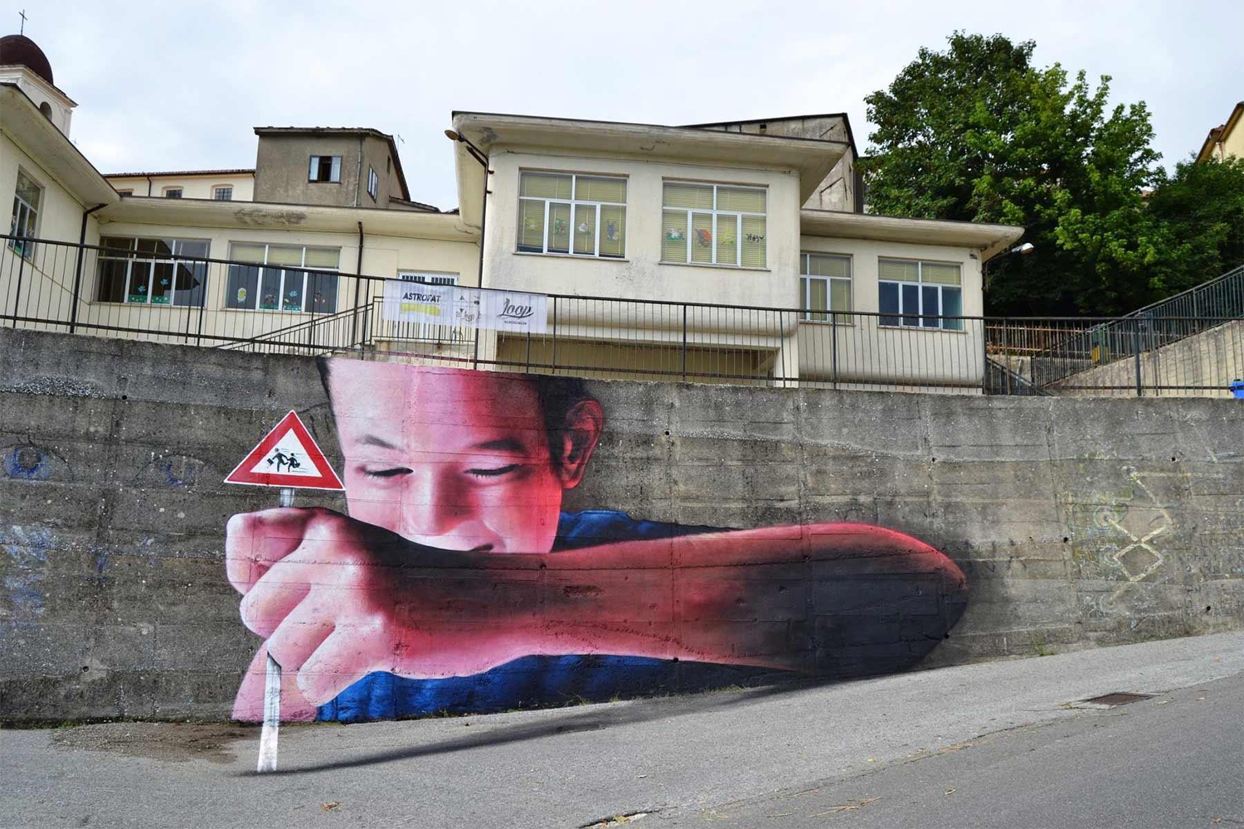 """3D-Street Art von Caiffa """"Cheone"""" Cosimo Cosimo-Cheone-Caiffa-street-art_07"""