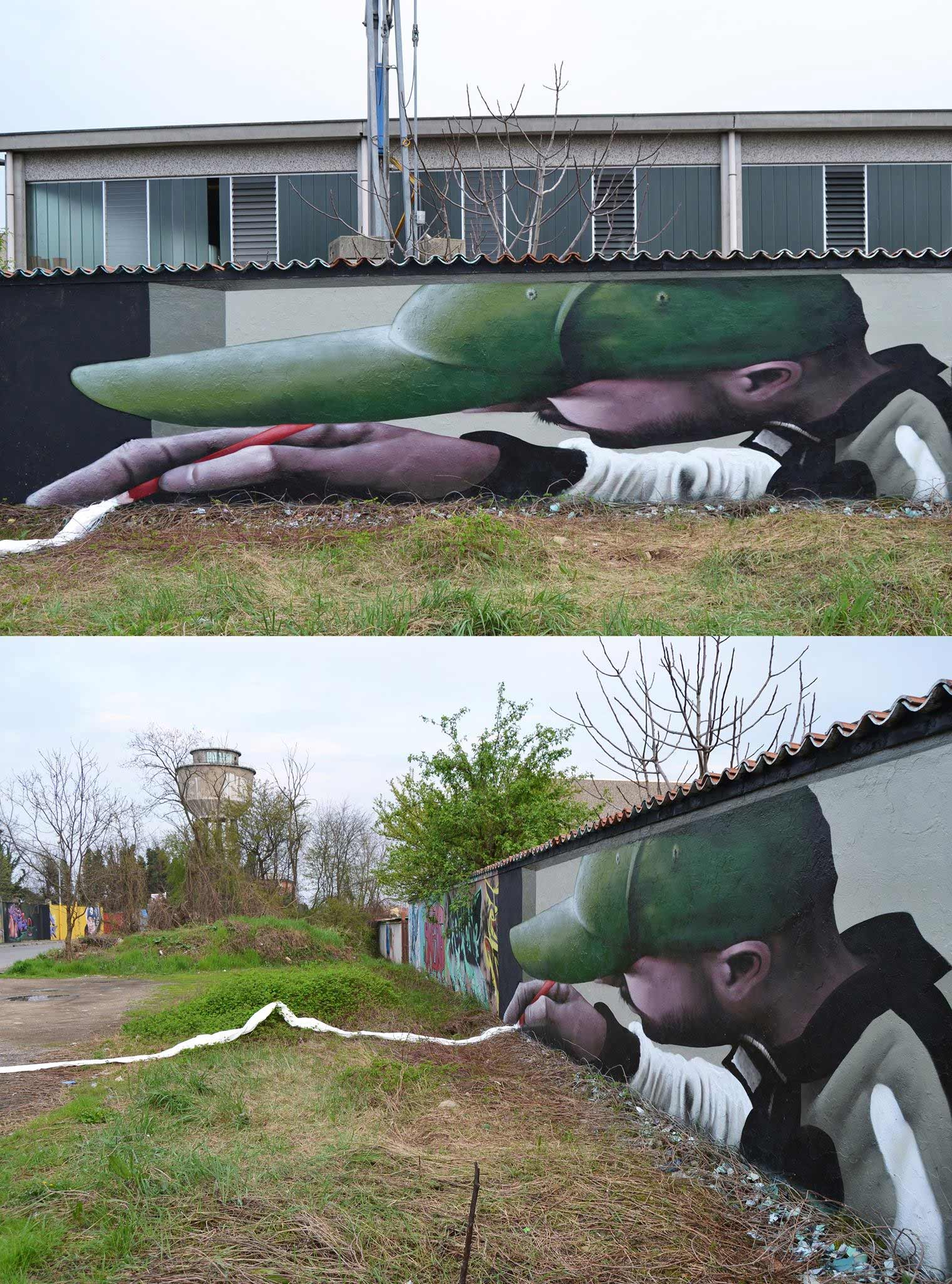 """3D-Street Art von Caiffa """"Cheone"""" Cosimo Cosimo-Cheone-Caiffa-street-art_10"""