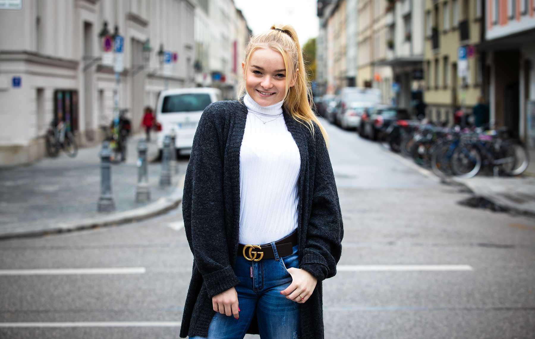 Gedanken einer 18-Jährigen: Klimapolitik im Schneckentempo Livia-Portrait-kolumne-2020