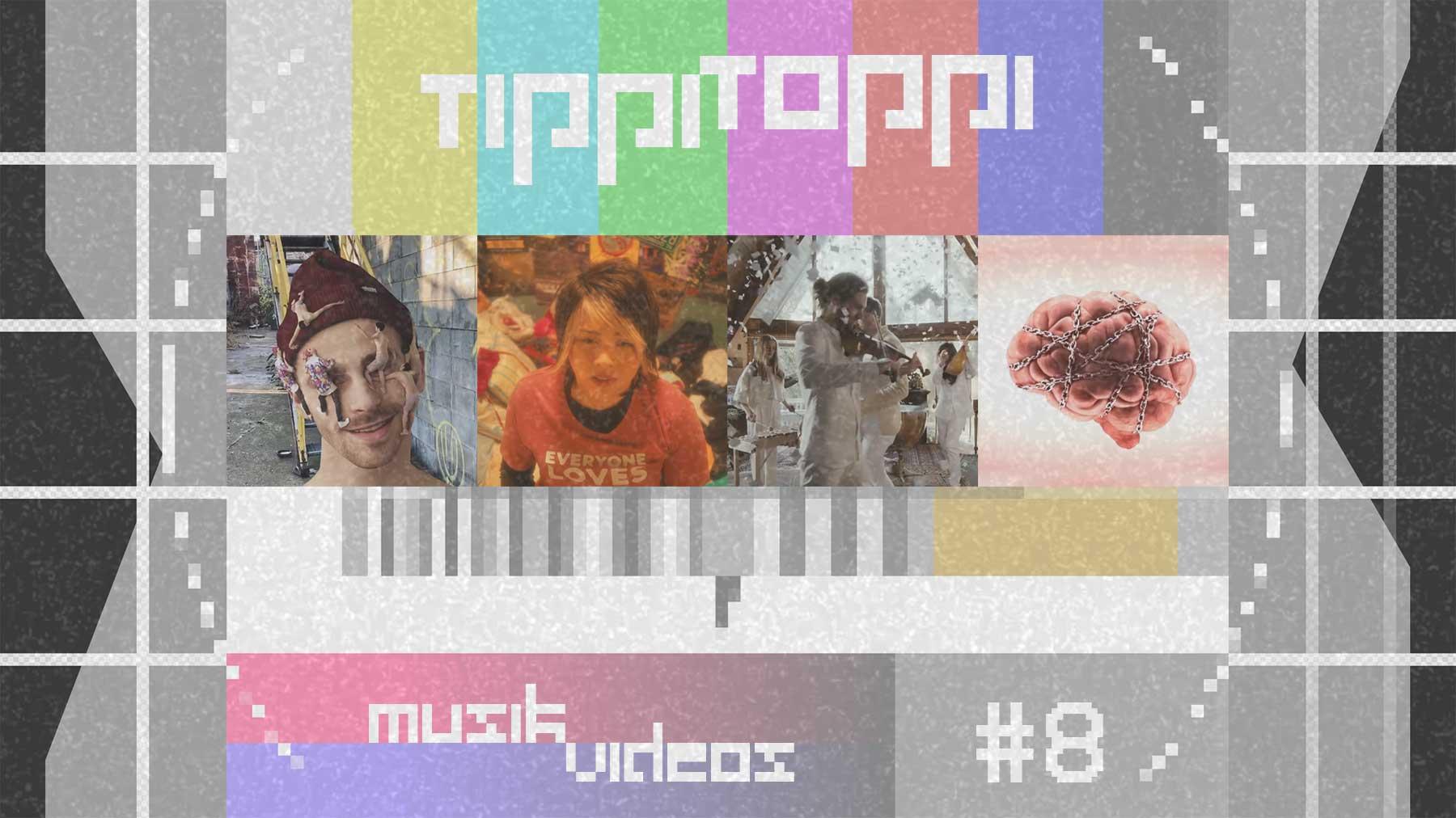 Tippi Toppi Musikvideos Vol. 8