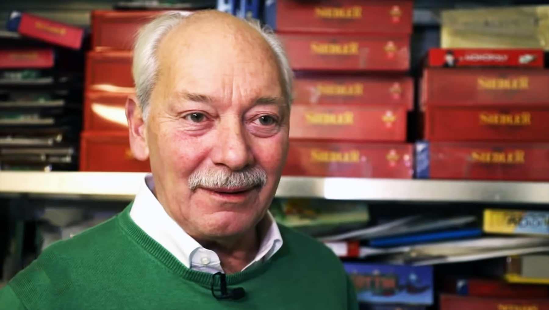 """Klaus Teuber ist der Erfinder von """"Die Siedler von Catan"""""""