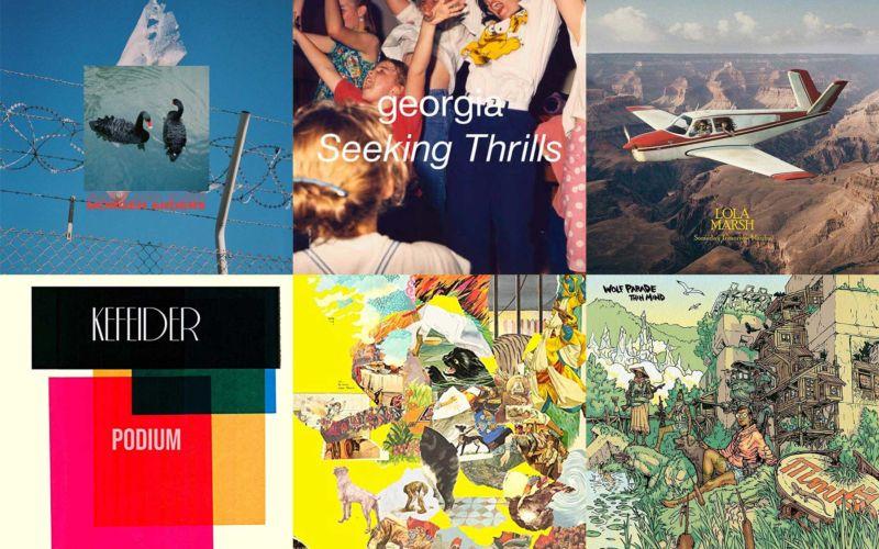 Kurzreviews: Neue Musikalben im Januar 2020