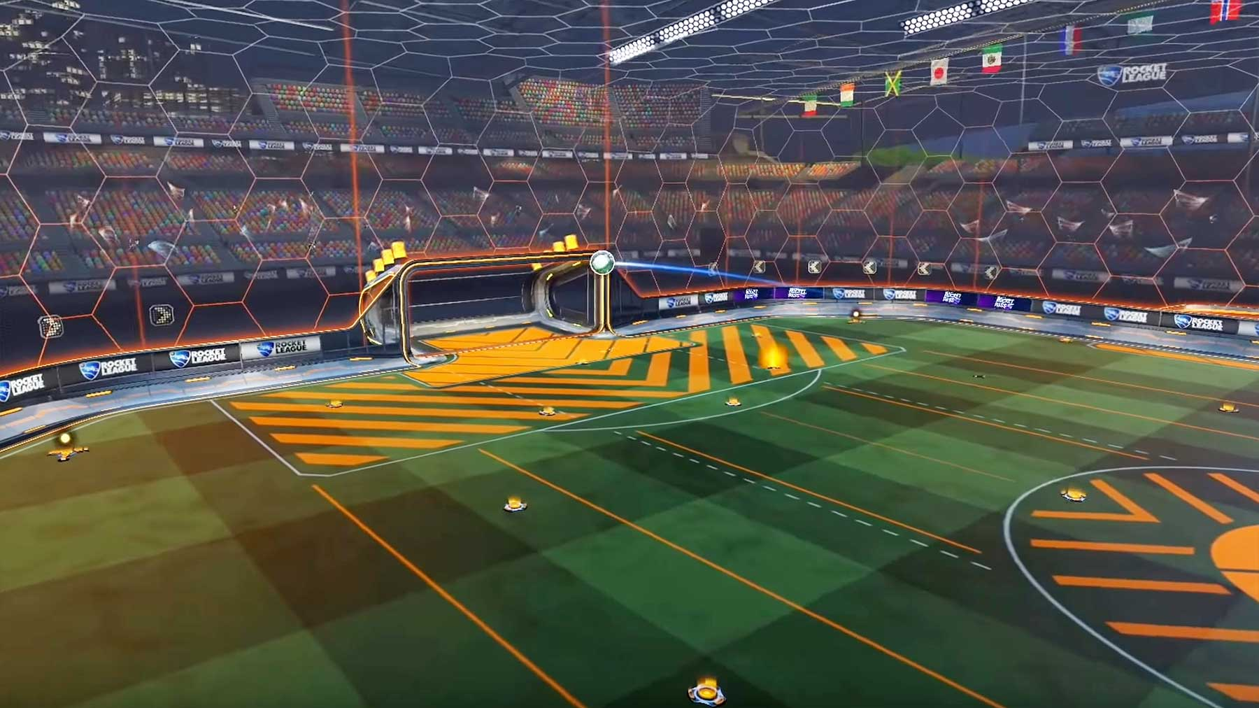"""Rocket League"" mit unsichtbaren Autos spielen rocket-league-ohne-autos"