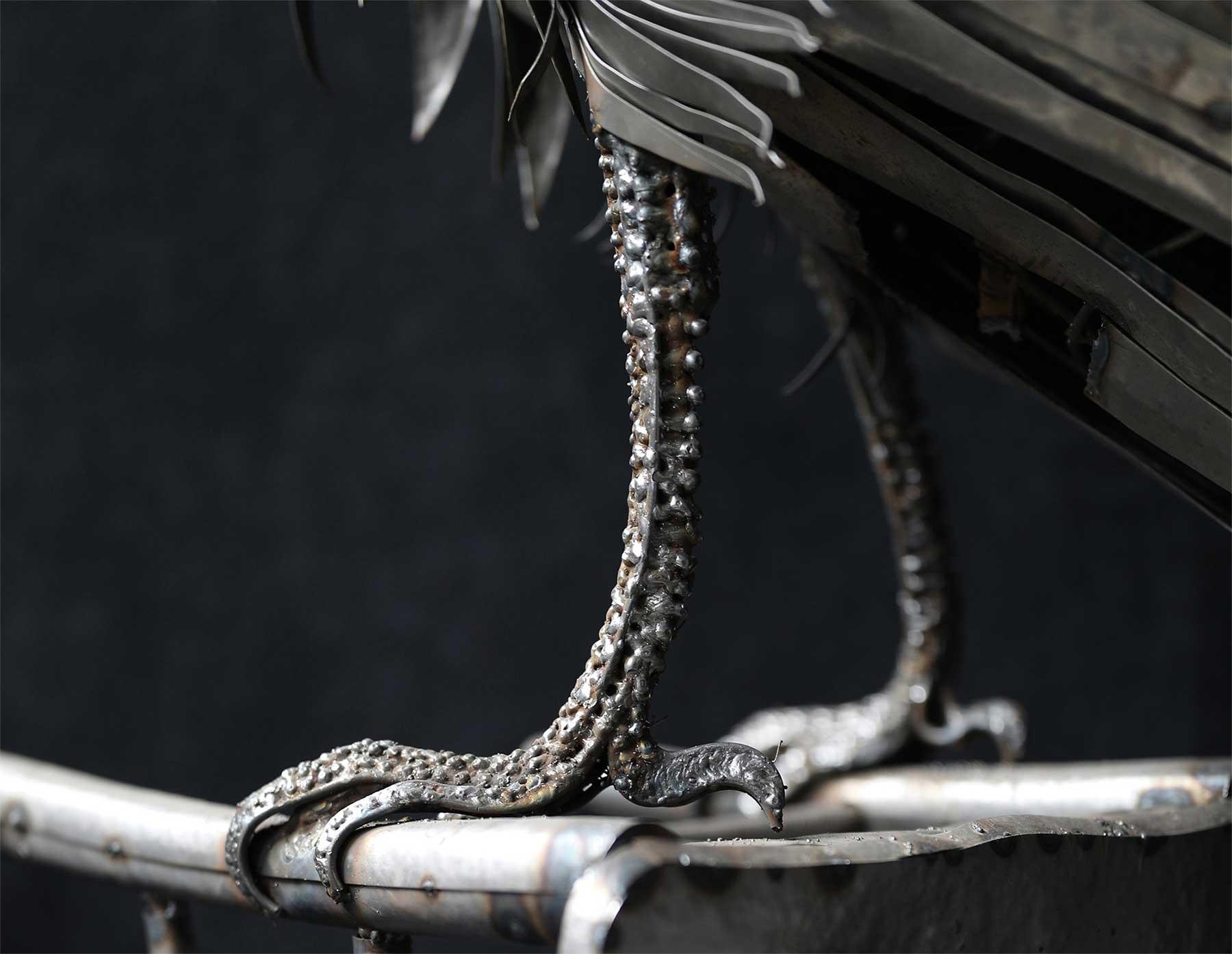 Geniale Altmetall-Skulpturen von Selçuk Yılmaz selcuk-yilmaz-metallskulpturen-2020_07