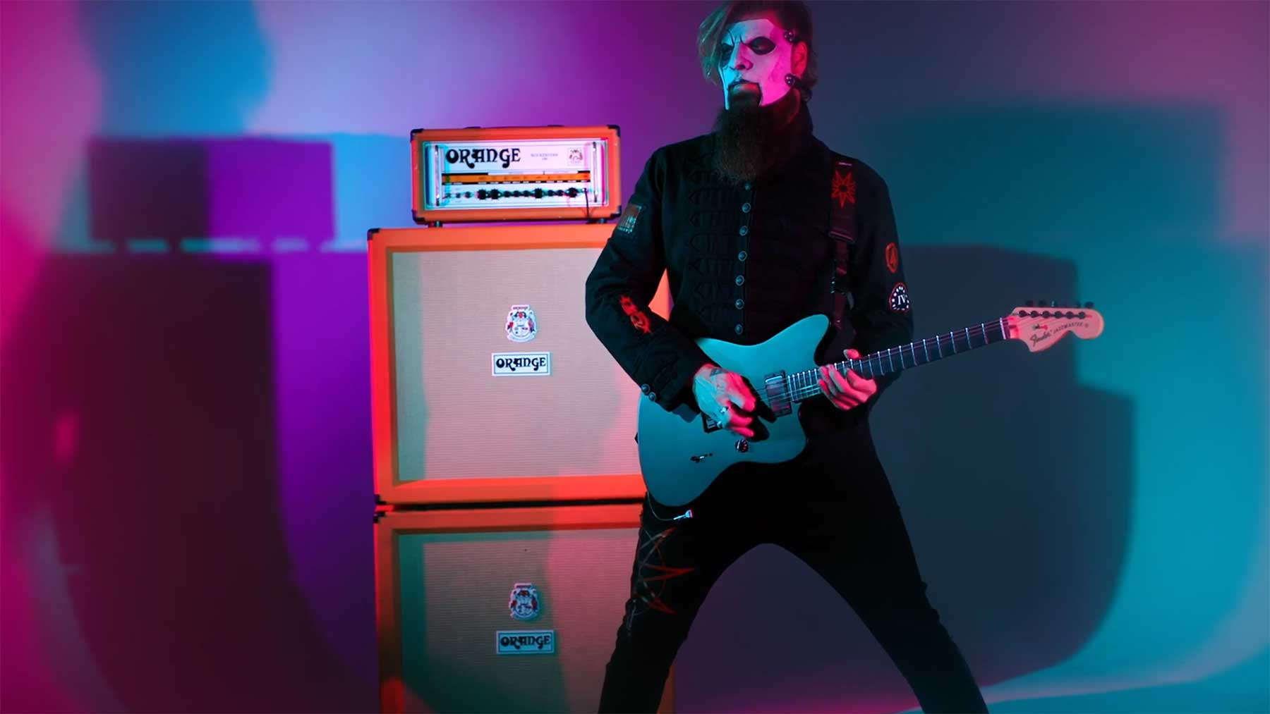 "Slipknot-Musikvideo-Kurzfilm: ""Pollution"""