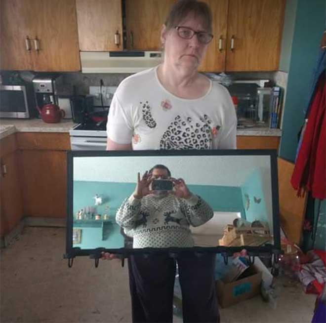 So skurril fotografieren Leute ihre verkäuflichen Spiegel spiegel-zu-verkaufen-artikelbild-skurril_06