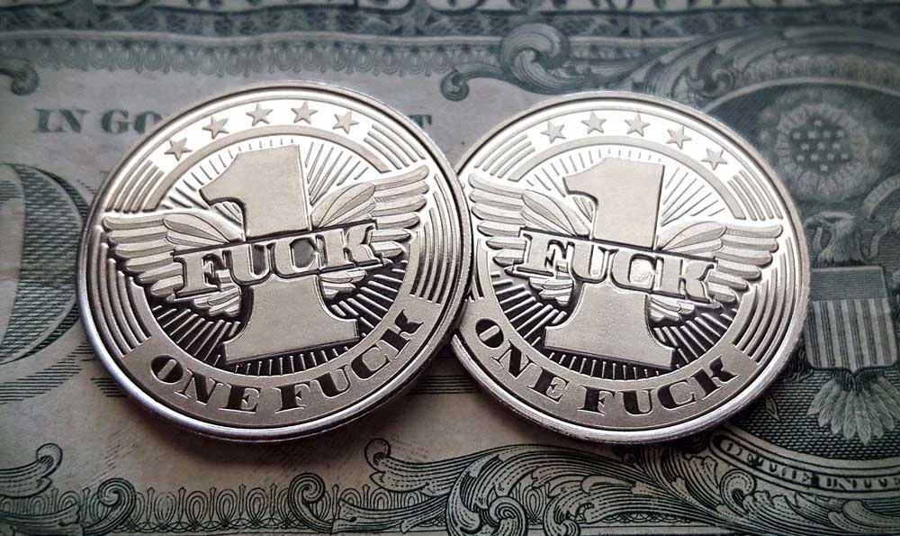 """Zero Fucks Coins"" zero-fucks-coins_05"