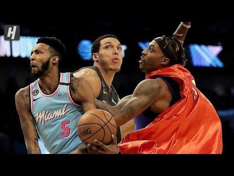 NBA Slam Dunk Contest 2020 Highlights