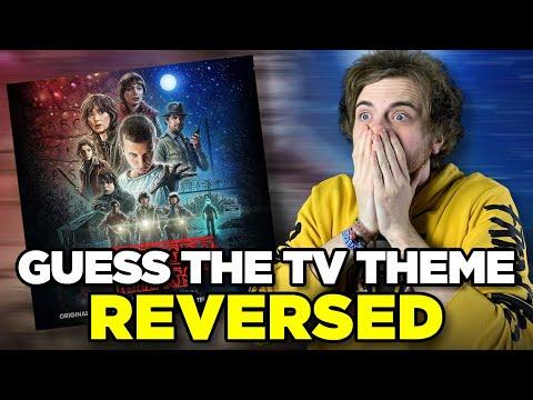 Erkennt ihr rückwärts gespielte TV-Themes?