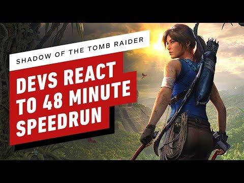 """""""Shadow of the Tomb Raider""""-Entwickler reagieren auf Speedrun ihres Spiels"""
