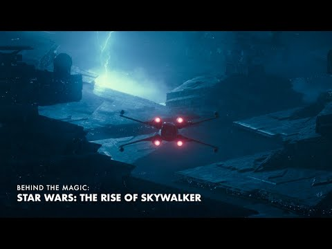"Making of: Spezialeffekte in ""Star Wars: The Rise of Skywalker"""