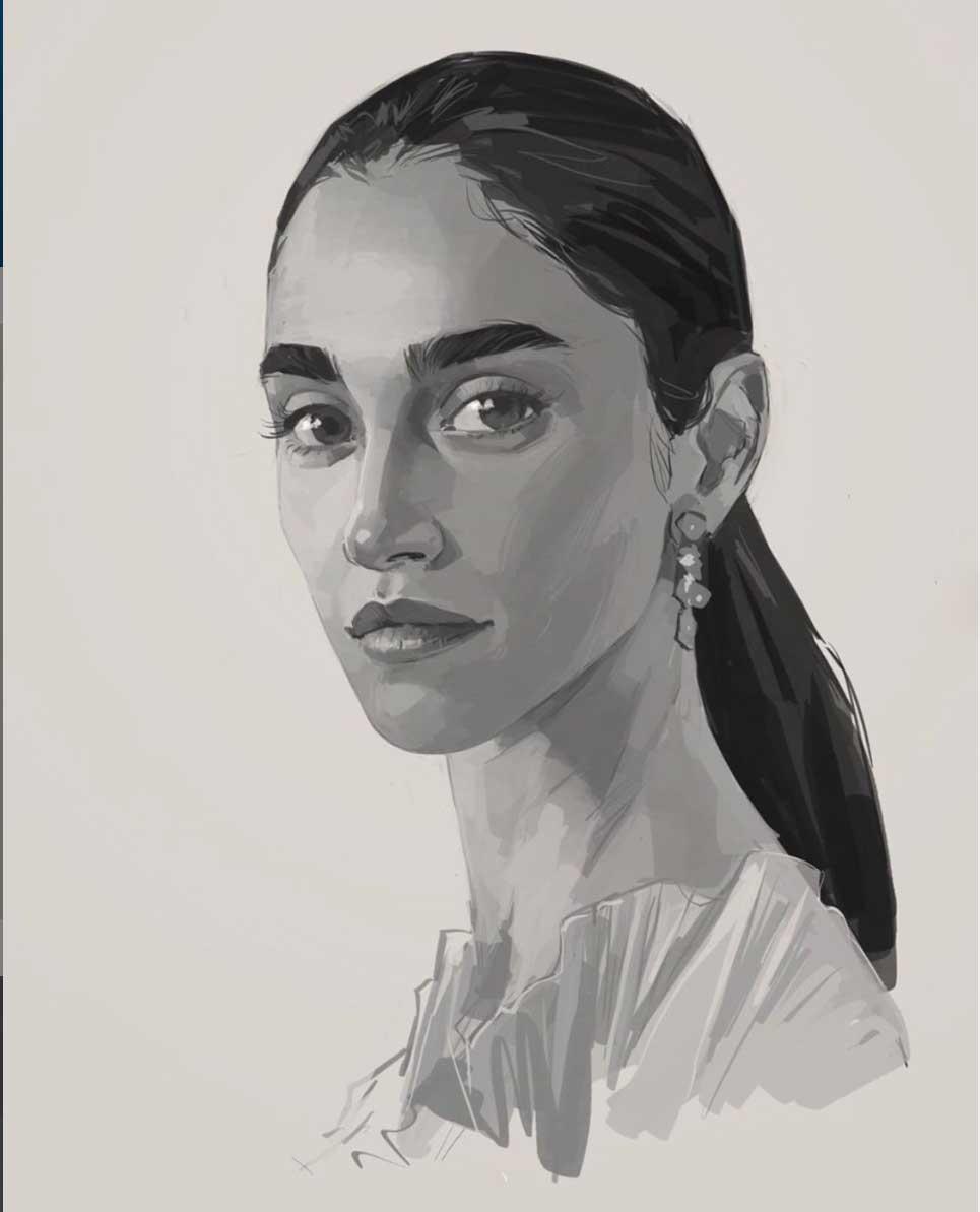 Illustrationen & Digital Paintings von Mahdieh Farhadkiaei Mahdieh-Farhadkiaei_06