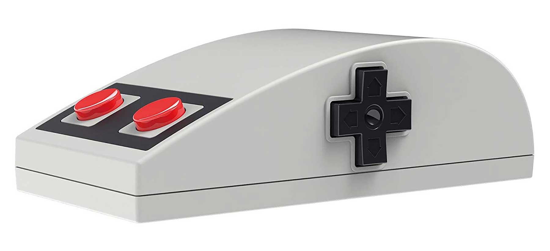 Computermaus im NES-Controller-Look NES-controller-computermaus_03