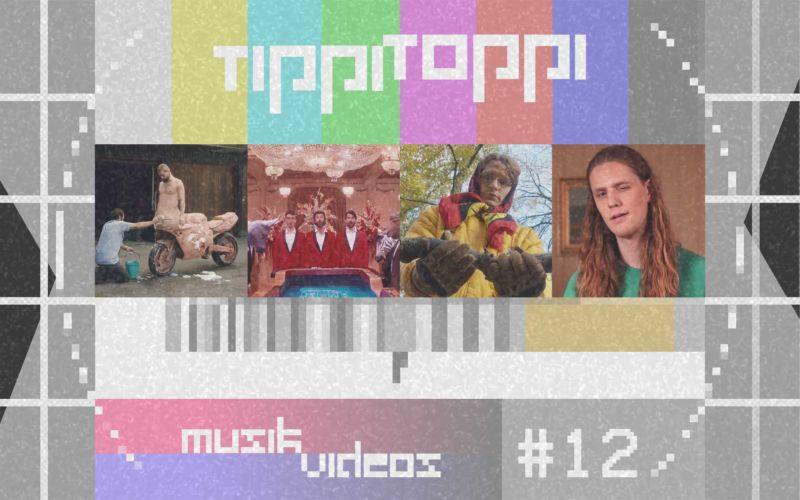 Tippi Toppi Musikvideos Vol. 12