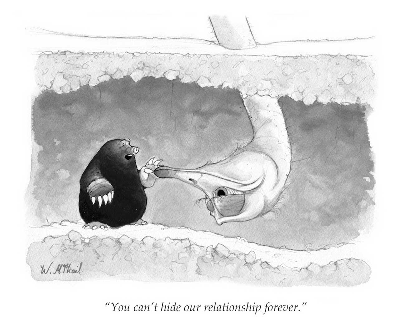 """Cartoons von Will McPhail für """"The New Yorker"""" Will-McPhail-cartoons-the-new-yorker_05"""