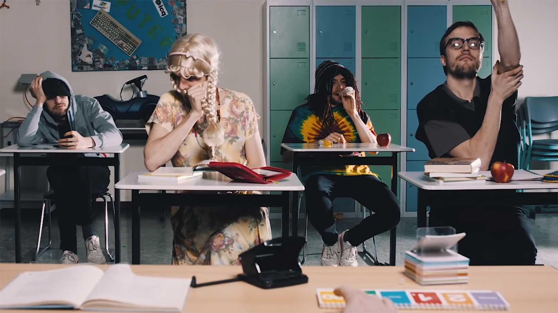 """Musikvideo: Das Lumpenpack – """"Pädagogen"""""""