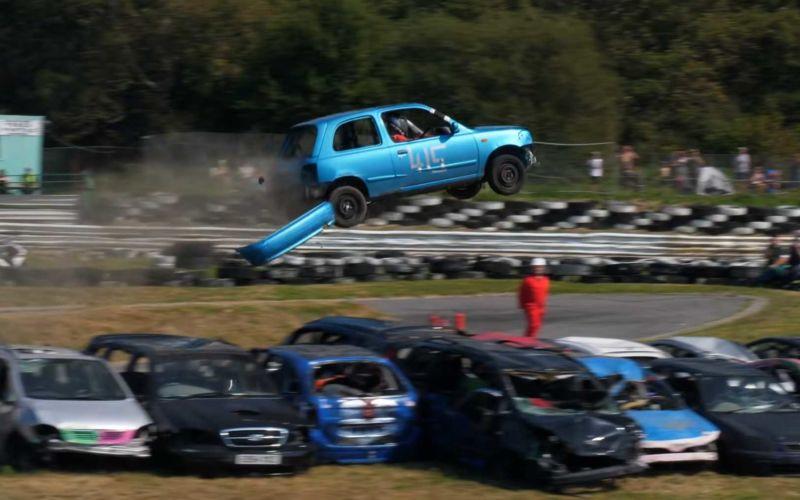 Nur ein paar fliegende Autos