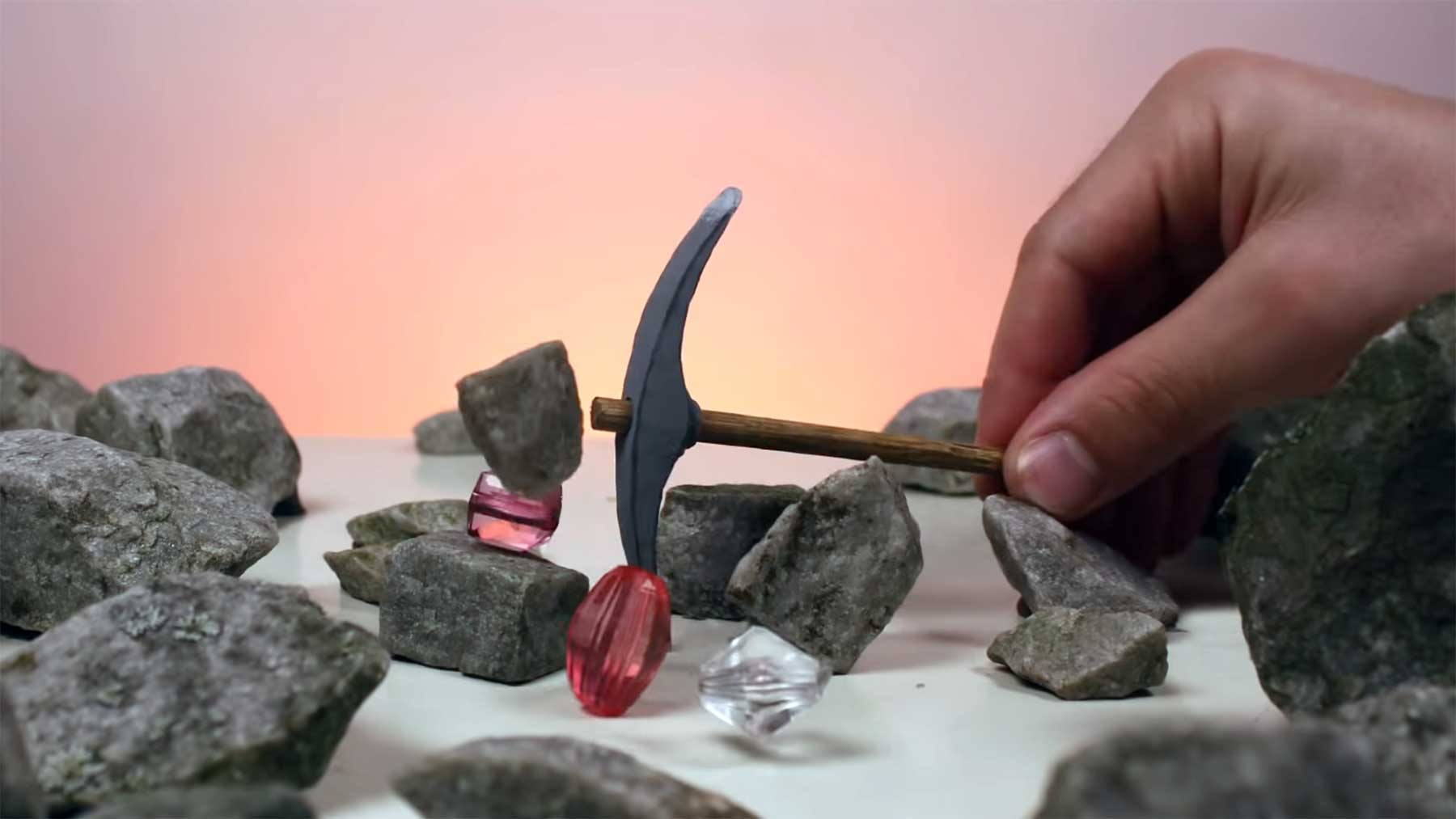 "Guldies-Stopmotion: ""How to make Jewelry"""
