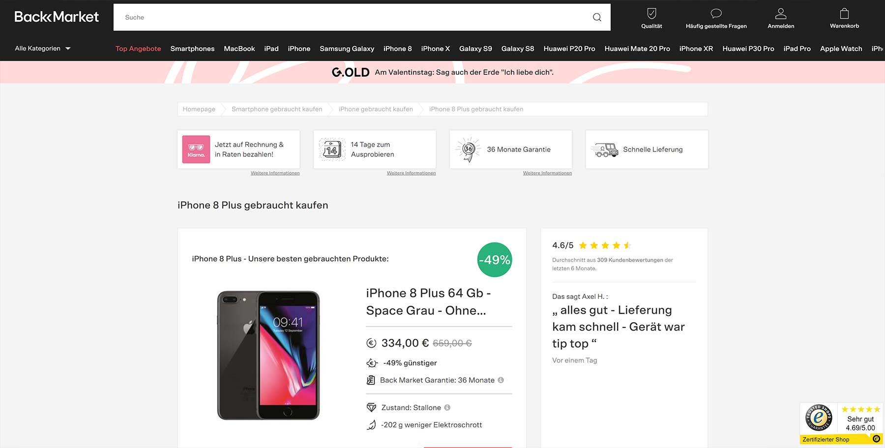 Aufbereitete Produkte statt neu: Beim Elektronik-Kauf richtig sparen iphone-aufbereitet-kaufen_02
